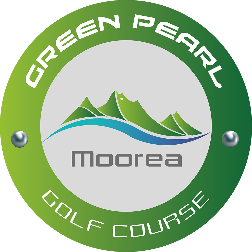 Moorea Green Pearl Golf Course Polynesia